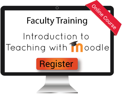 Link to register for Faculty moodle training