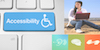 A link to view recording of Creating Accessible Online Content