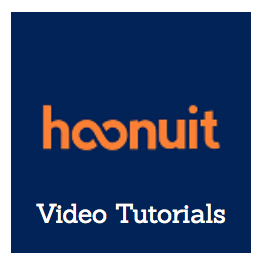 Hoonuit Video Tutorials